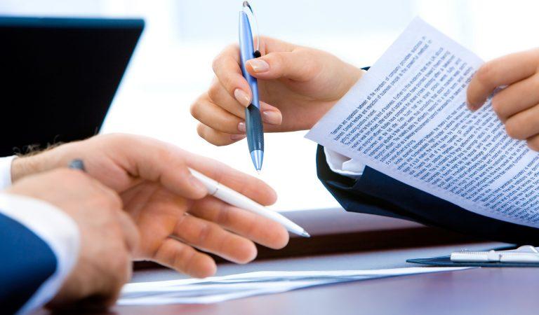 Vijf belangrijke contracten en overeenkomsten
